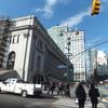 NY Pennsylvania Station近傍