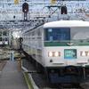 【国鉄末期とJR初期】185系と215系を乗り継ぐ中央線の旅