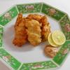 鶏のムネ肉のナゲット