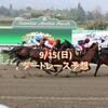 ピンクダイヤ、雪辱の始動戦(9/15(日)競馬予想)【ローズS】