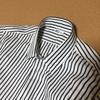 ユニクロUのストライプシャツを購入