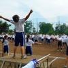 【中学校】体育祭練習