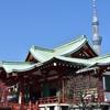 小説「眩」で北斎の娘お栄さん亀戸天神社へ行く