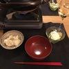 塩豚と白菜の酒鍋とリースリング