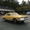 '65 PONTIAC GTOに乗って、北方文化博物館へ。