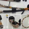 【ワイヤリング】室内側ハーネスの仮組・導通テスト_EFI テクノロジック