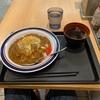 【富士そば】『カレーカツ丼』の件