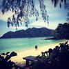 クラビからピピ島へ ホテルの選び方と滞在の注意点。食事事情は充実してました!