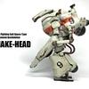 Ma.k SNAKE-HEAD その4(完成)