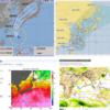 【台風17号発生】19日15時に沖縄の南で台風17号『ターファー』が発生!気象庁・米軍(JTWC)・ヨーロッパ中期予報センター(ECMWF)では22日に九州の西まで北上・その後日本海へ抜けるコース!3連休は西日本を中心に大荒れに!!