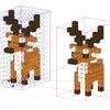 指定範囲のモデルをボクセルで生成し直す