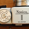 classic konica or konica II 2.8/50mm