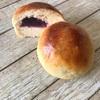 【手ごねパン】紫芋あんのあんぱん