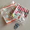 ちょこっとエコ⑬:食品包装材をポリ袋 代わりに使っています