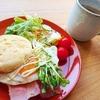 マフィンでベーコンエッグサンド【朝食レシピ】