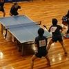 りん選手(白子高校)の 大阪国際招待卓球選手権・ダブルス三回戦