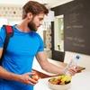 トレーニング前の食物摂取(IMTGの貯蔵量は、タイプⅠ筋線維のほうがタイプⅡ筋線維に比べ、約3倍多く、またそれらの貯蔵量の脂肪分解は65%VO2maxで運動を行ったときに最も促進される)