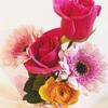 お花のギフト嬉しい^_^