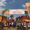 ルワンダのEXPOに参加してきた
