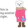 私はこの4着で行く。4着で越冬するんだ。
