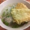 軽い食事が少ないインドネシア料理 バタム空港で仕方無くMie Baksoを食べる