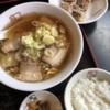 【飯テロ】お昼ご飯に喜多方ラーメンの有名店・坂内に行ってきました