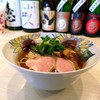 【金沢 無化調 鮮魚 ラーメン】「鯖醤油 (冷)」「だしたまサンド」Ramen&Bar ABRI (ラーメン&バー アブリ)