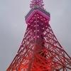 hatenaより『曇り空の東京タワー』です⛅🗼☁