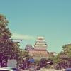 【写真複製・写真修復の専門店】姫路城 色調修正 兵庫