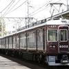 【能勢電鉄】6000系(6002F)が正雀へ回送