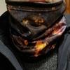 初めてのワークマンはSTROM SHIELDネックウォーマー。快適な暖かさに驚き