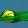 【OpenFOAM】ゴルフボールはどう打ったら最もよく飛ぶのか