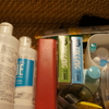 ○シンプルライフを目指すこたままの洗面愛用品