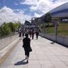 今年2回目の札幌ドームは、J2首位を快走する北海道コンサドーレ札幌を応援に