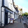英国出張 -シーフード&Pubで突然のアンサンブル