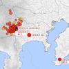 【地震】山梨県東部・富士五湖M4.6、最大震度3~気になるところで揺れた~頭痛体感の結果