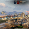 【WOT】obj277という進撃戦御用達車両 装甲・DPM・速力バランス力でラッシュが決まればフィーバー