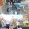アイスランドで見かけたモーターサイクル