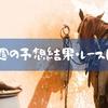 """【日本ダービー】今年のクラシックトレンドは""""無敗""""でした。[予想結果][レース回顧]"""