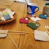 ワークショップ)12/12はじめての棒針編み クリスマスオーナメントを編もう