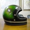 ビンテージなヘルメット 「蛇」