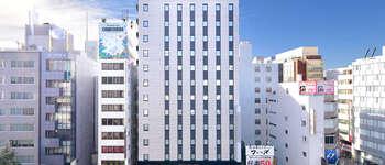 【ベッセルイン栄駅前】ホテルの宿泊と朝食の感想