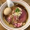 647. 特製軍鶏そば@麺尊RAGE(西荻窪):珠玉の軍鶏スープに3種の極上チャーシューが織りなす非の打ち所の無い一杯!