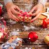 クリスマスのネイルはこれ!ツリー&リースネイル