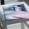 Postcard and photobook
