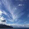 神が創った雲と北海道パワースポット、神威岬