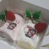 クリスマスには敵わない。CDTVとケーキ。