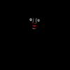 かわいいザトウムシ(座頭虫)のイラスト