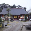 行元寺に参拝する ポケモン客と間違われる 千葉県いすみ市