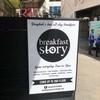 オールデイブレックファストの穴場カフェ「Breakfast Story」へ行ってきた。